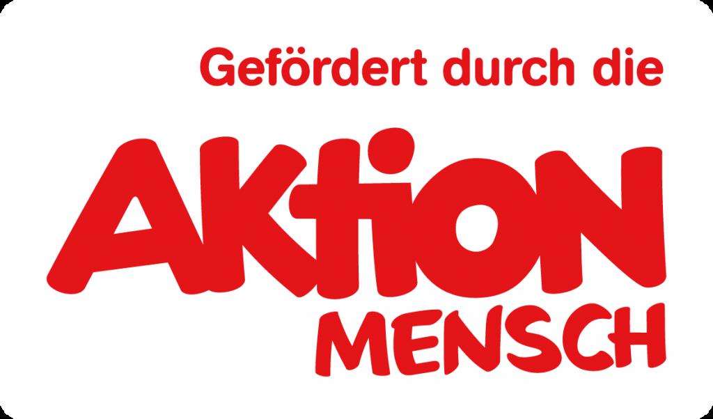 Förder Logo der Aktion Mensch