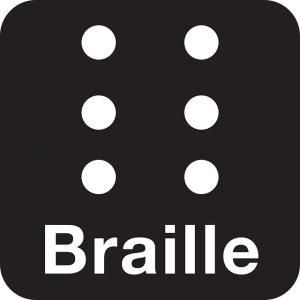 Logo Braille